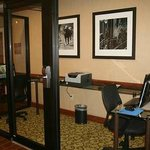 Business Center with Free High-Speed Internet
