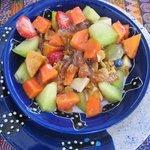 Früchtefrühstück