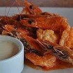 Overcooked Shrimp