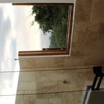 open sky bathroom