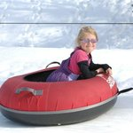 Give snowtubing a try- you won't regret it!