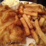 Haddock and Chips ($11.50)