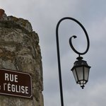 Rue de Eglise - where Gobance Champagne is located