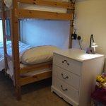 Room 5's bunk room