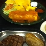 sirloin and chicken chimi