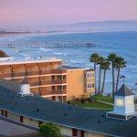 SeaCrest OceanFront Hotel Exterior