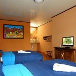 Capatity for 5 persons room N°6