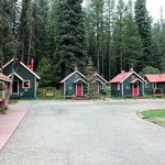 Photo de Brundage Bungalows