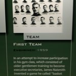 History of the first team