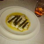 Pesce con asparagi