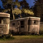 Vintage Trailers to Stay In