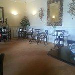 Sharrow Bay, dining room