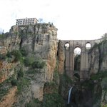 Famous Ronda bridge