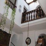 Staircase in San Sebastian