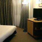 Coté chambre