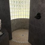 Glass Turret shower
