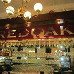 serves only Redoak beer