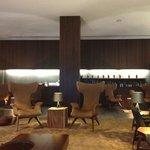 Lobby/living-room