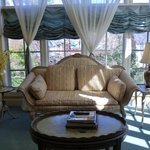 Spanish Room sitting room