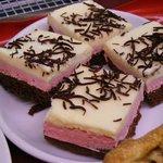 Gluten Free White Chocolate and Raspberry Brownies