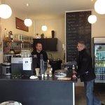 Billede af Kaffe Baren