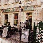Bio Bar - a vegetarian restauarant in Vienna