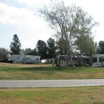 Lots of elbow room - Prado RV Park