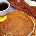 Hotcakes & Bacon