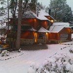 Residencia con nieve (62100451)