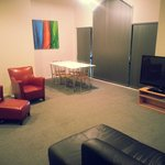 Our 2 Bedroom Units Lounge