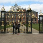 Kensington Palace, where Princess Di lived & where Prince Will & Princess Kate plan to live!