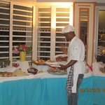 le souper de langouste