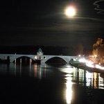 Entre l'hotel et Avignon