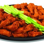 Party Platter with Wings