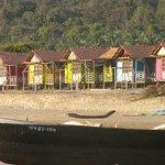 Hut Cottages at Agonda