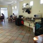 5th floor kitchen;  Wifi access