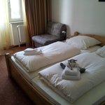 Cómodas camas estilo alemán