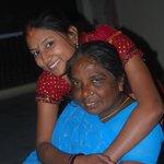 Parvati et Sanjana