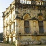 Sola khamba room from outside