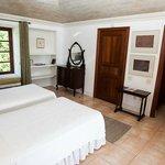 Twin Bedroom in Villa