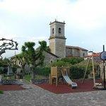 Agroturismo Arkaia-zona de juegos en Arkaia