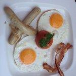 Breakfast set, so jummy jummy