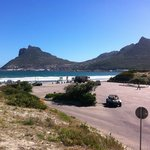 The view of Hout Bay