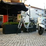Visitas guiadas en motocicleta, Vespa y scooter