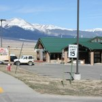Rancher's Roost Cafe (in the bowling alley), Westcliffe, CO