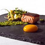 Seared Scottish Salmon