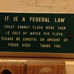 Which federal law is that?