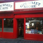 The Gourmet store and Cafe!