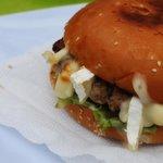 le «fameux» hamburger