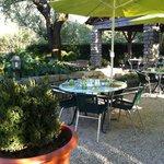 terrasse du vieux chênes